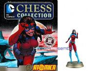 DC Chess Figurine Collection #76 Atomica Forever Evil Eaglemoss